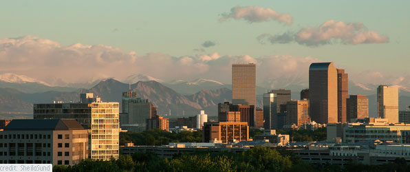 24 hours in Denver